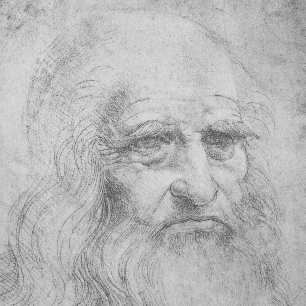 Leonardo da Vinci at Intellect